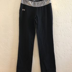 Under Armour Pants - Under Armor zebra print waist, size S